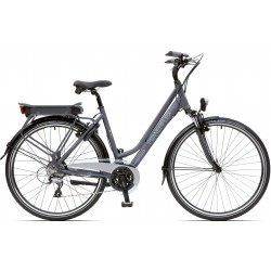 Rock Machine Powerflex E-Bike Damen 17.4Ah 100% WIR