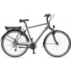 Rock Machine Powerflex E-Bike Herren 17.4Ah 100% WIR