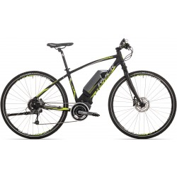 Rock Machine Crossride E500 Shimano STePS E-Bike Herren 100% WIR