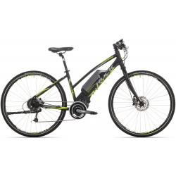 Rock Machine Crossride E500 Shimano STePS E-Bike Damen 100% WIR