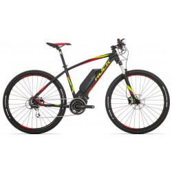Rock Machine Torrent E30 Shimano STePS E-Bike 29er 100% WIR